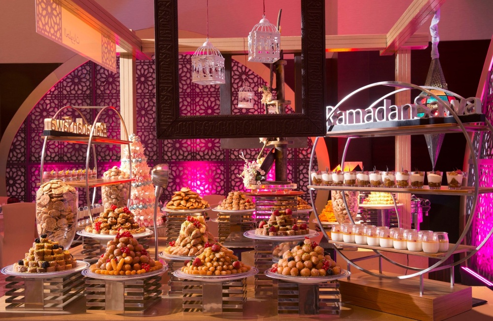 Ramadan at Address Dubai Marina